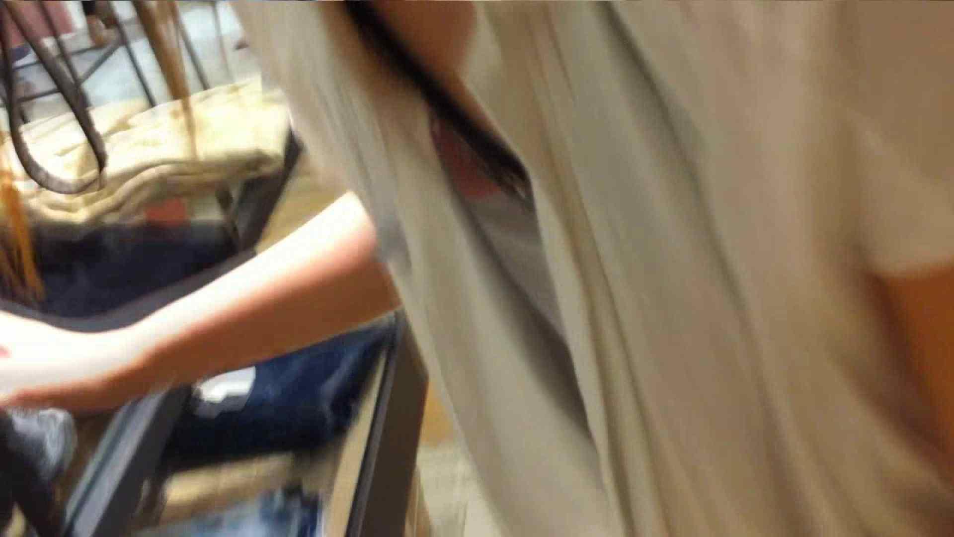 可愛いカリスマ店員限定‼胸チラ&パンチラ vol.07 チラ すけべAV動画紹介 97連発 2