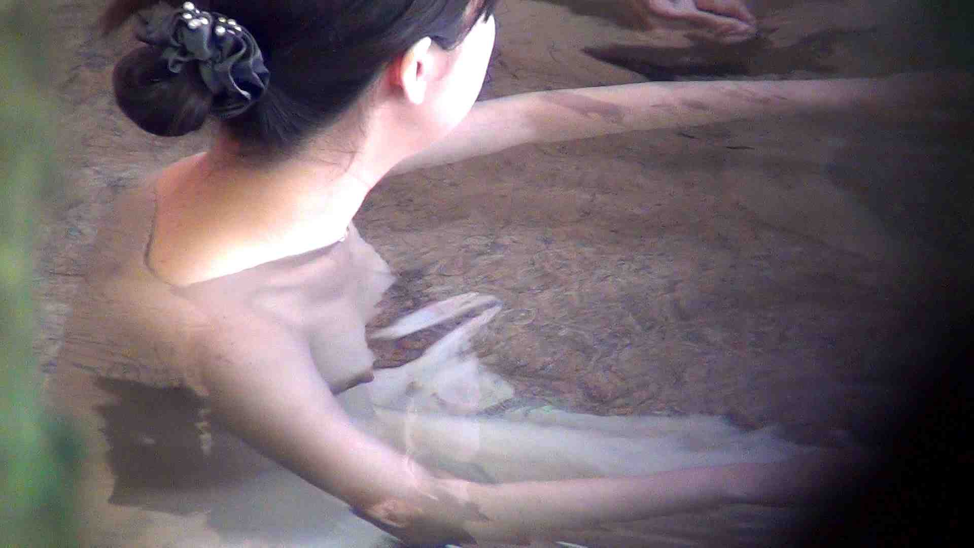Aquaな露天風呂Vol.285 OLすけべ画像 SEX無修正画像 97連発 86