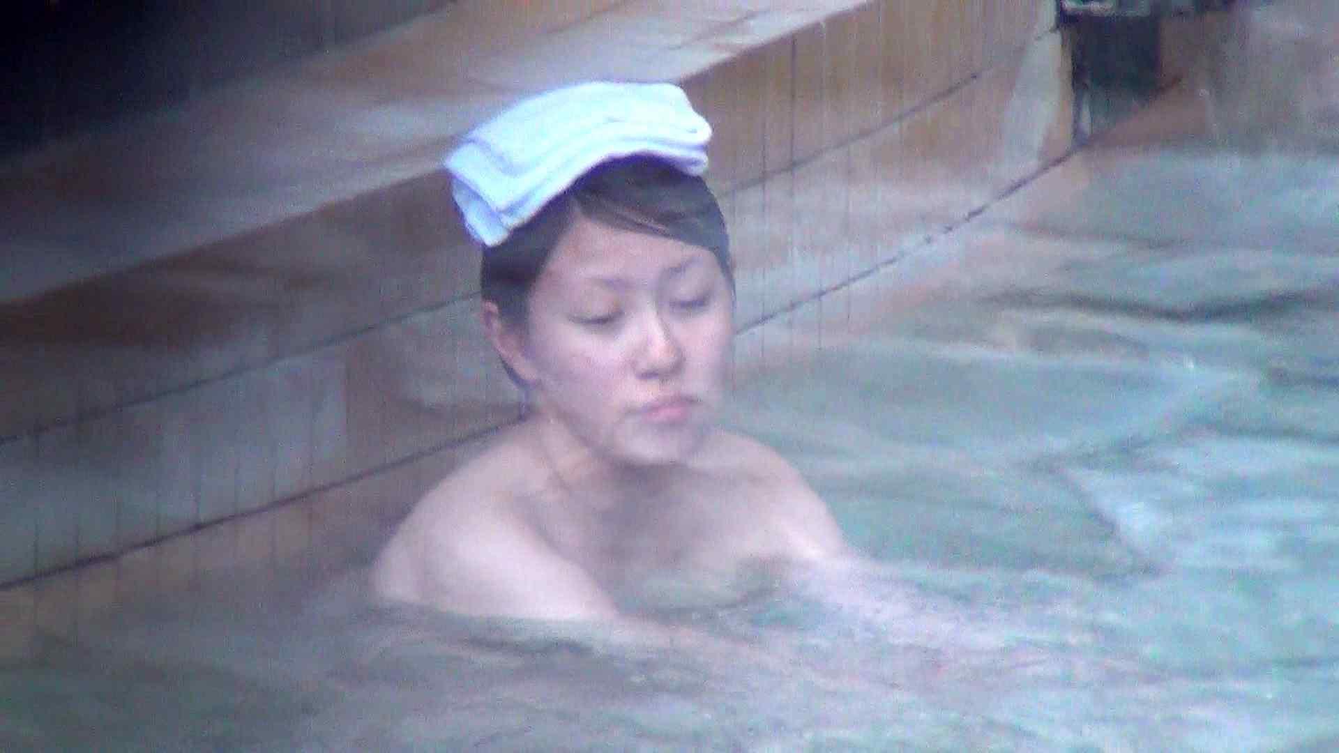 Aquaな露天風呂Vol.289 盗撮 | 露天  49連発 16