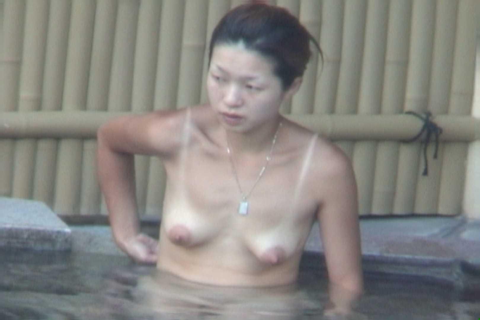 Aquaな露天風呂Vol.571 OLすけべ画像 ヌード画像 81連発 8
