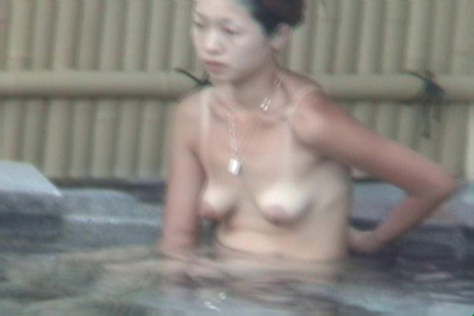 Aquaな露天風呂Vol.571 盗撮 | 露天  81連発 55