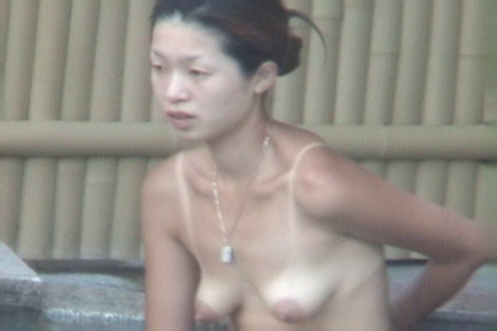Aquaな露天風呂Vol.571 OLすけべ画像 ヌード画像 81連発 74