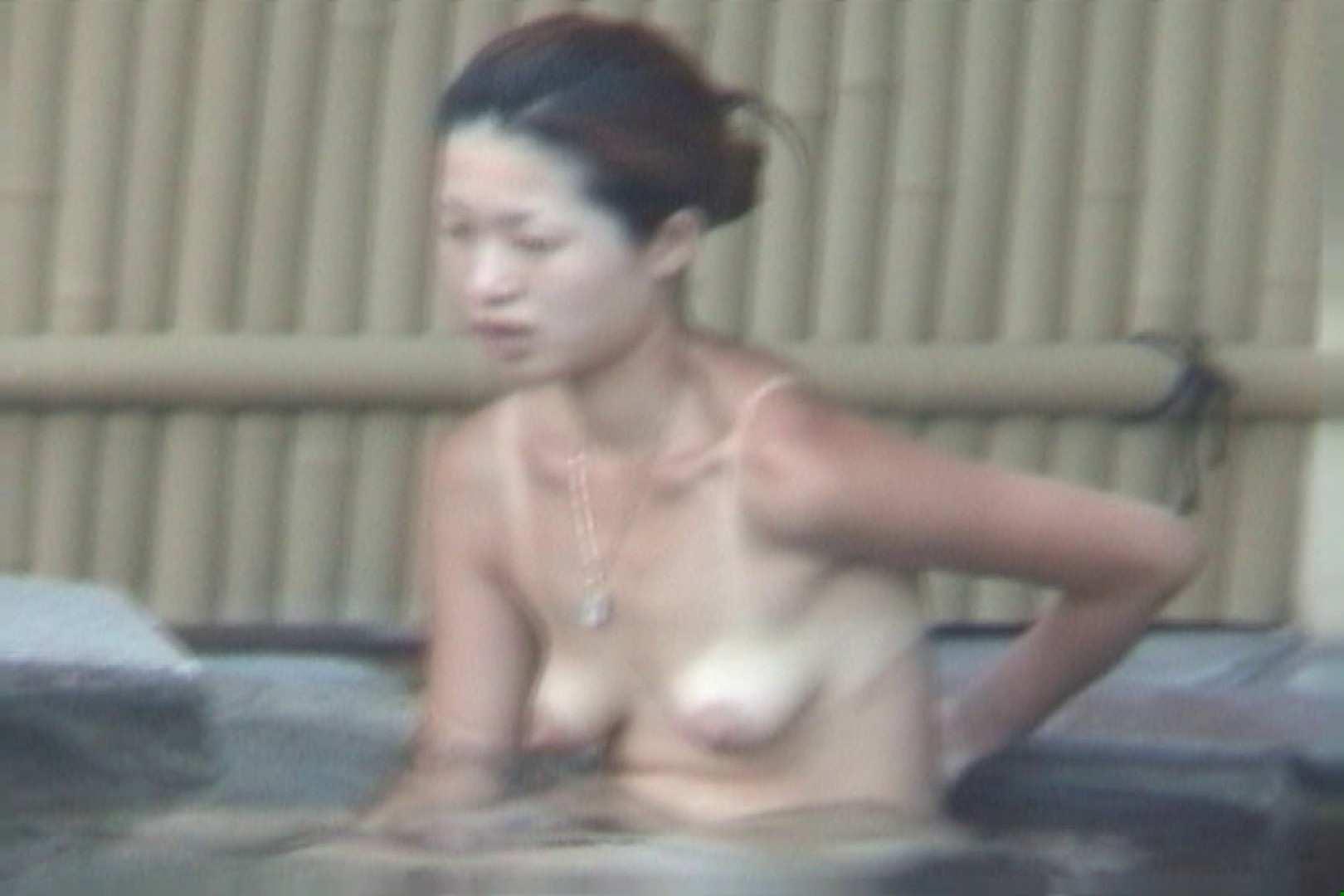 Aquaな露天風呂Vol.571 OLすけべ画像 ヌード画像 81連発 80