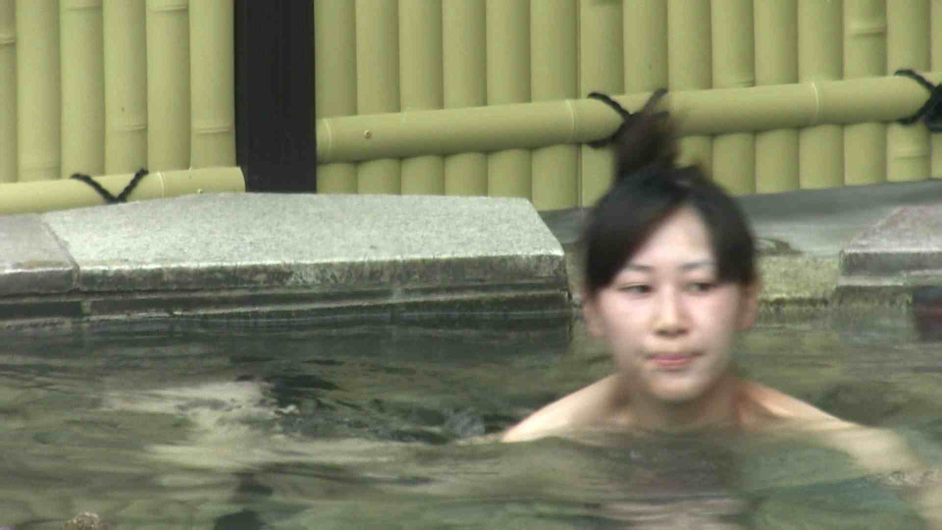 Aquaな露天風呂Vol.665 露天  24連発 15
