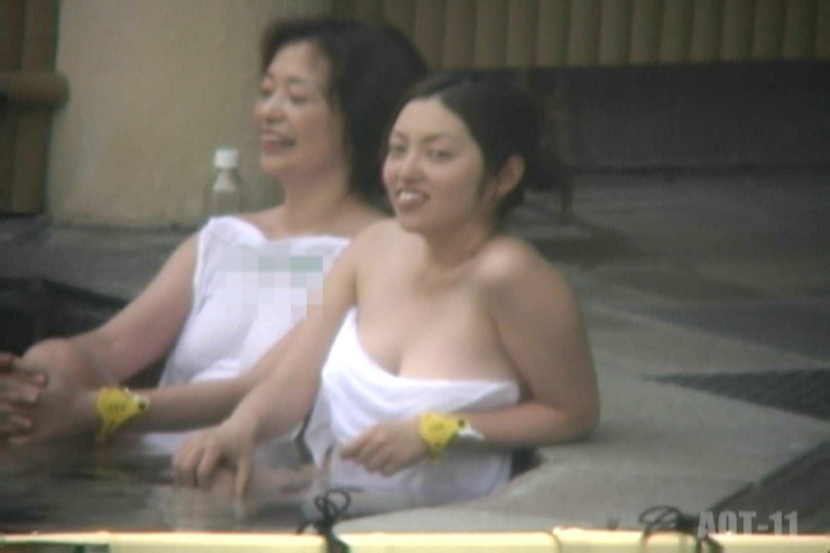 Aquaな露天風呂Vol.803 盗撮 濡れ場動画紹介 21連発 11