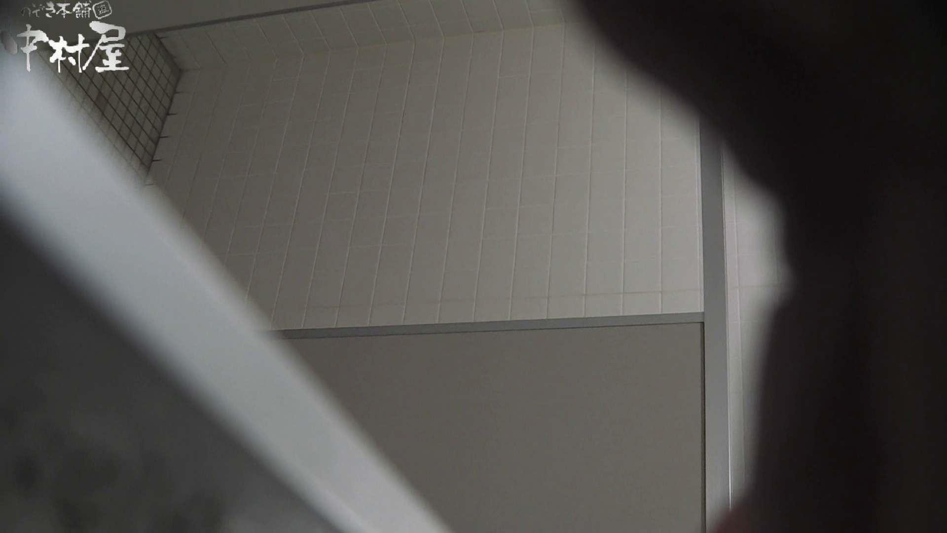 【お銀さんの「洗面所突入レポート!!」】お銀さんの「洗面所突入レポート!!」 vol.28小島陽菜似のピンクオシャレさん 洗面所  98連発 44