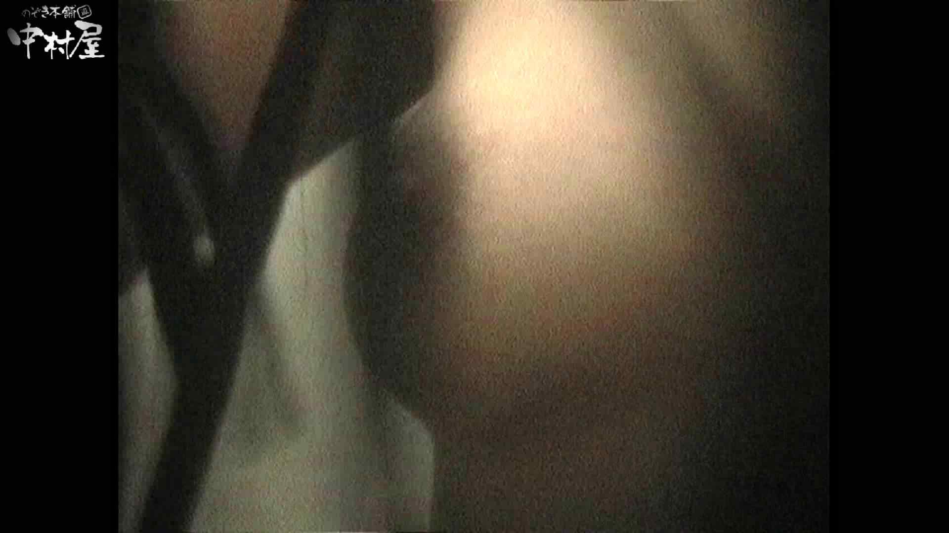 No.16 アニマル柄の水着 レースのパンツにナプキンを装着する金髪お姉さん 接写特集 盗撮動画紹介 63連発 2