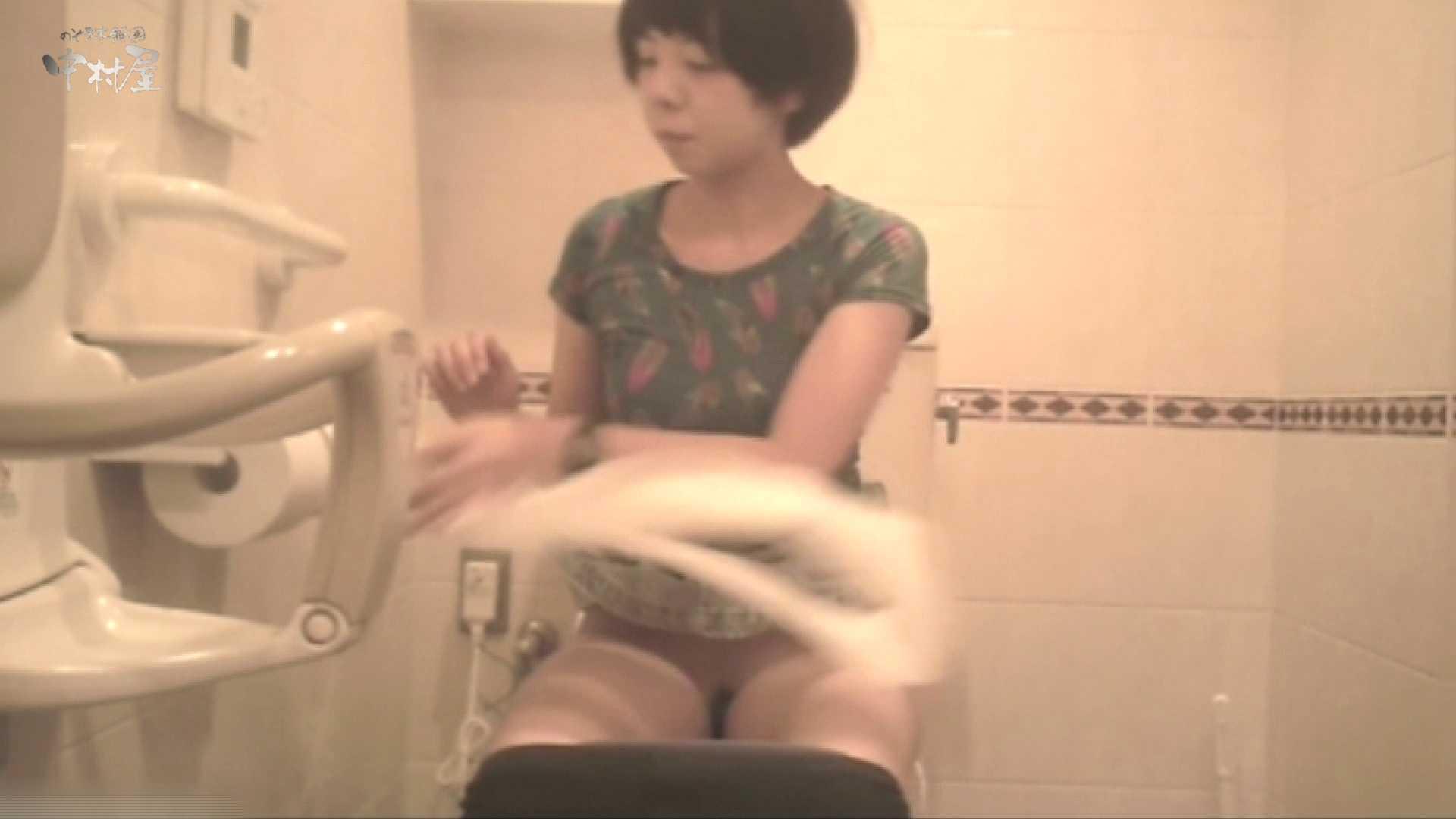 ティーンガールのトイレ覗き‼vol.10 トイレ のぞき動画画像 47連発 45
