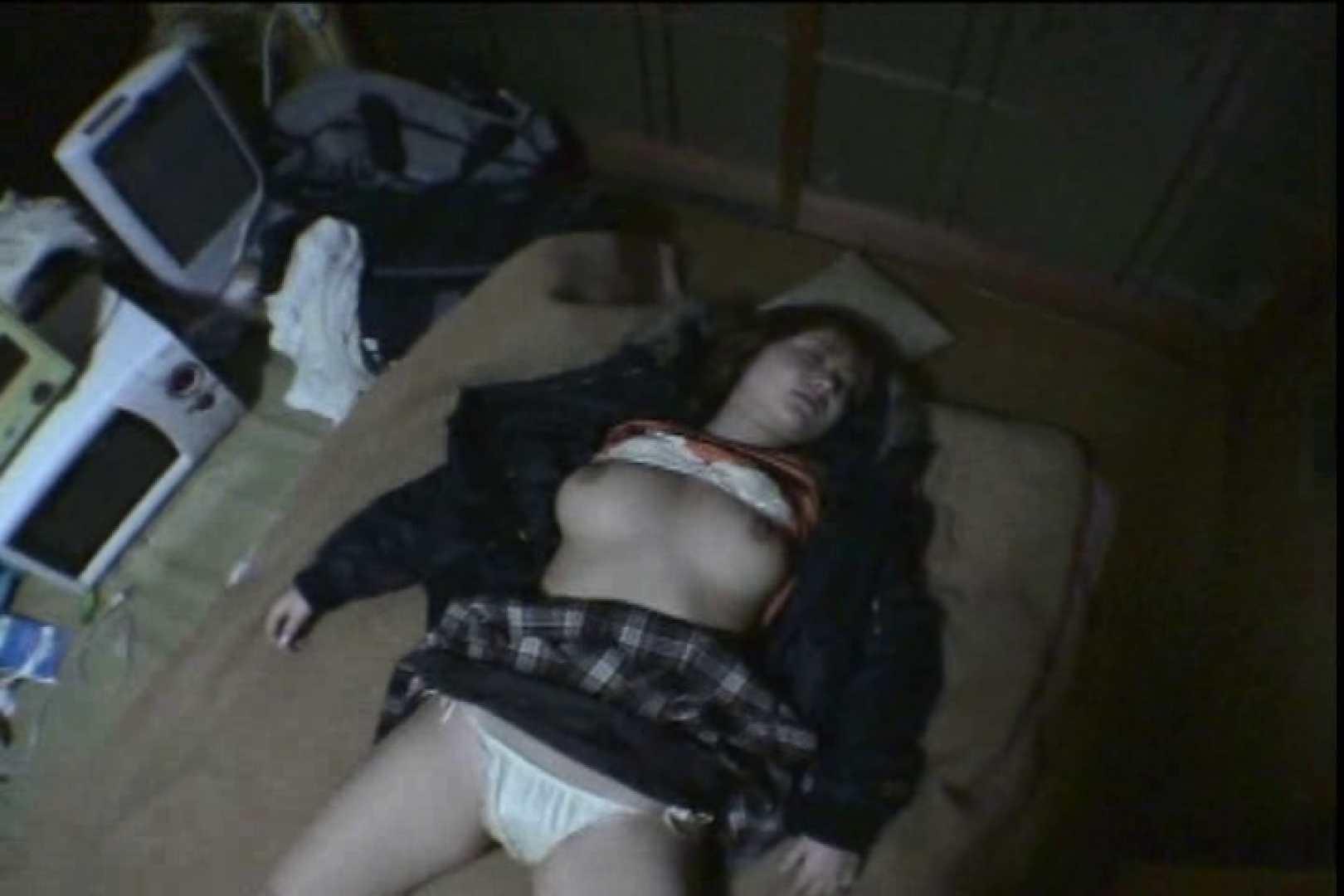 Sex in the dream!眠れる泥酔女3 巨乳  67連発 38