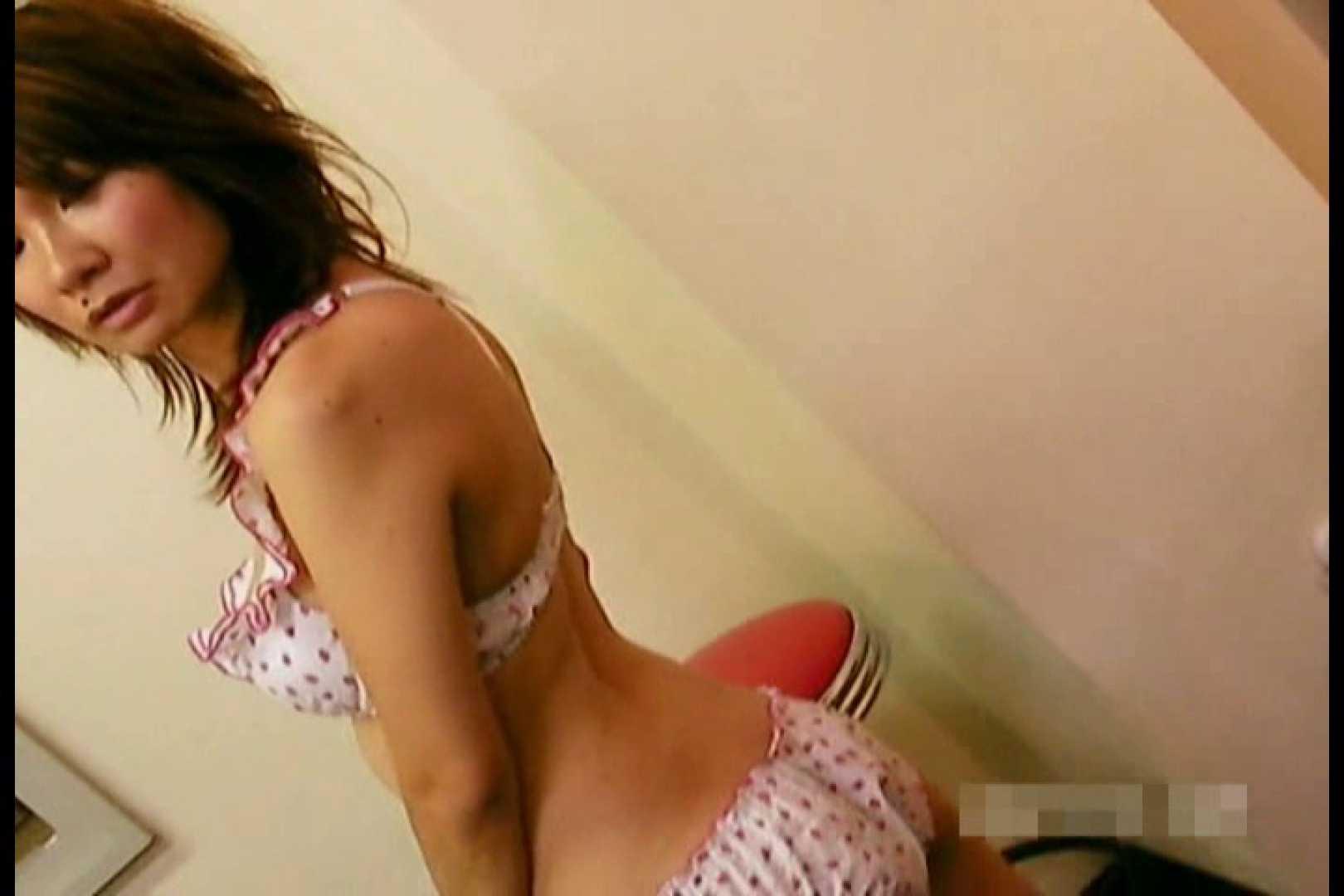 素人撮影 下着だけの撮影のはずが・・・まり25歳 細身女性  67連発 42