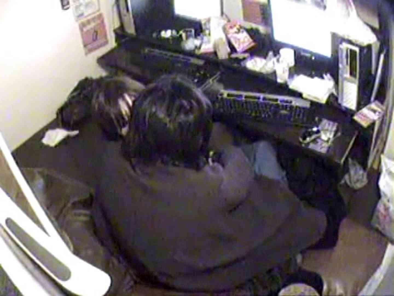 インターネットカフェの中で起こっている出来事 vol.003 卑猥   カップル  20連発 1