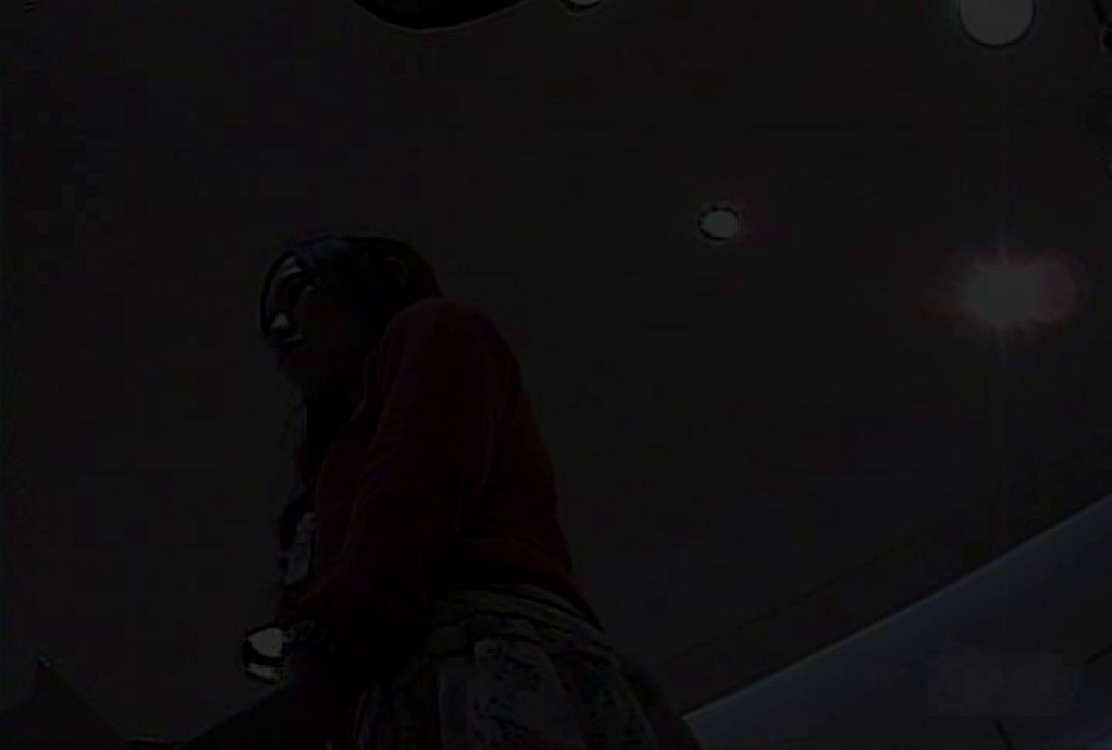 ショップ店員のパンチラアクシデント Vol.24 覗き のぞき動画画像 85連発 58